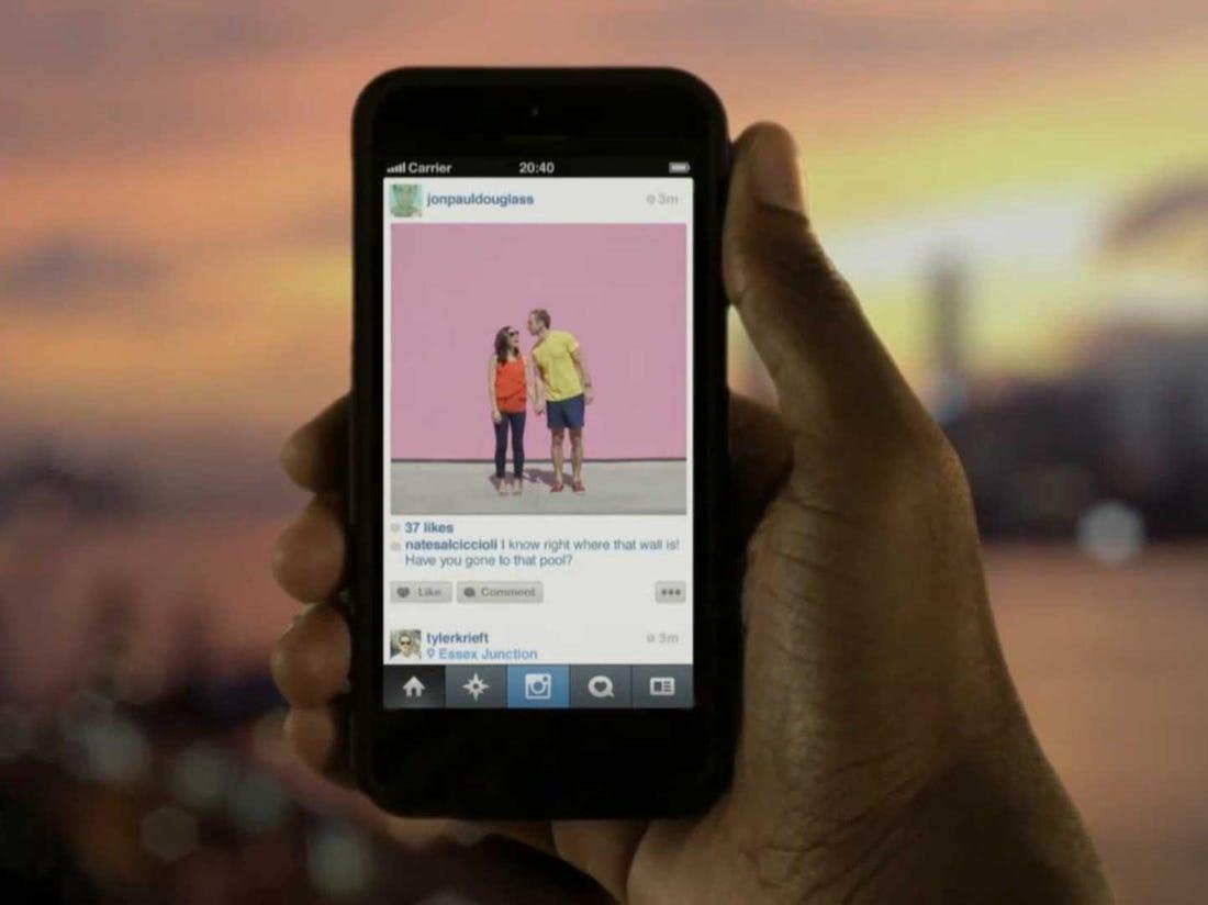 Get success in business using Instagram