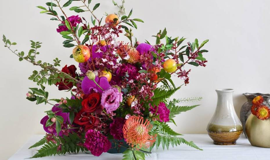 Ordered Delivery of Flowers