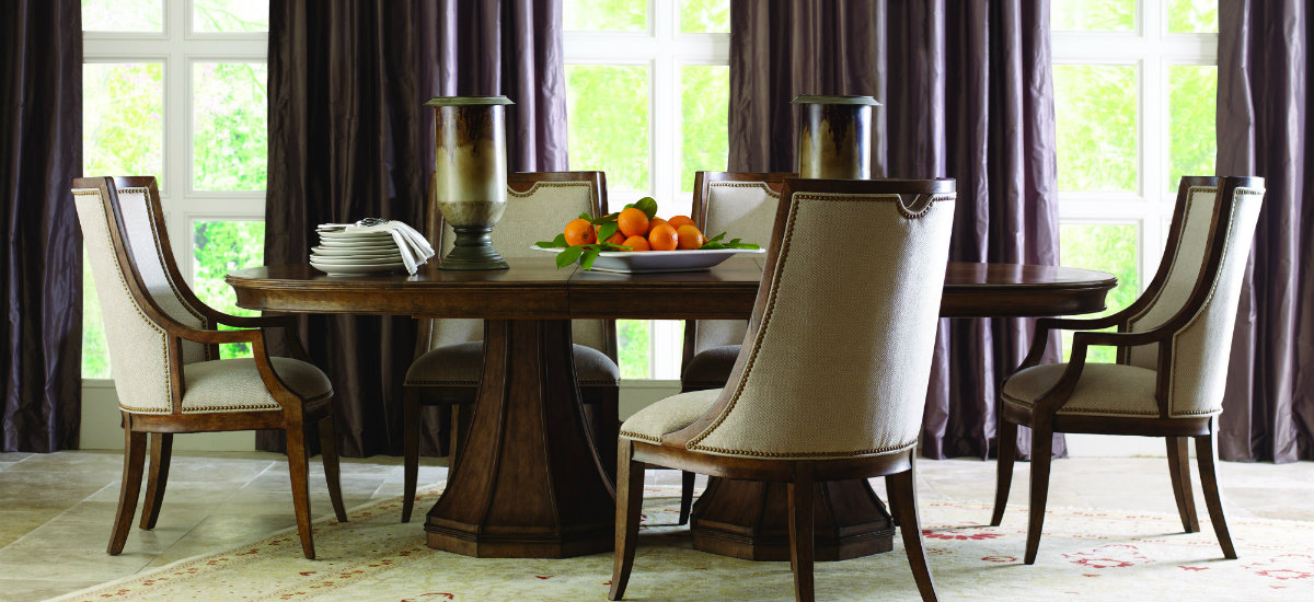 In a showroom or on the internet, how do you buy furniture?